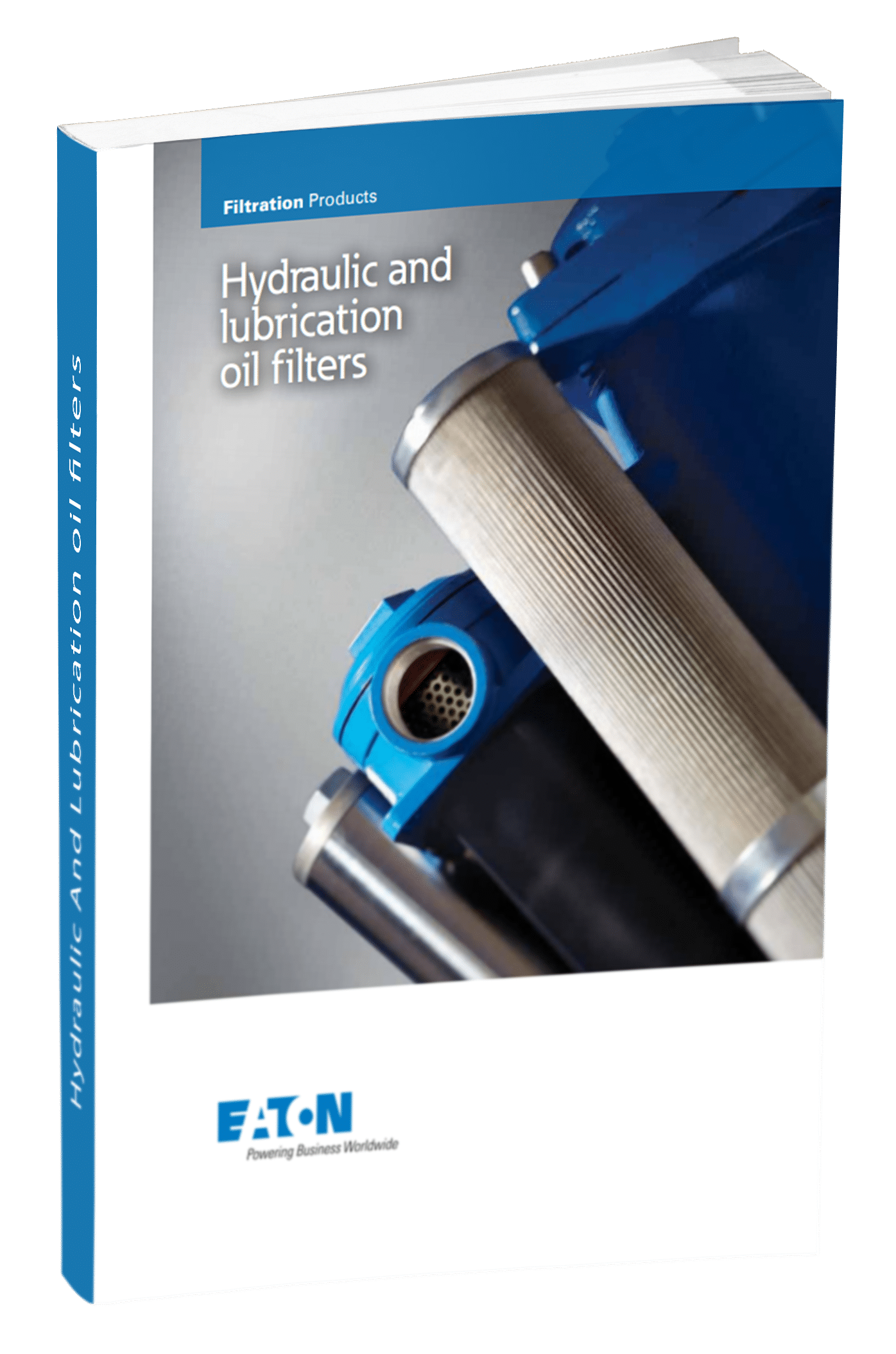 Hydraulic and Lubriction Oil Filters Cover