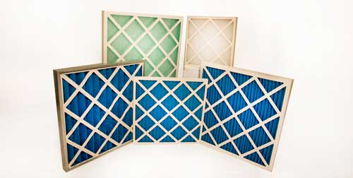 air filters web