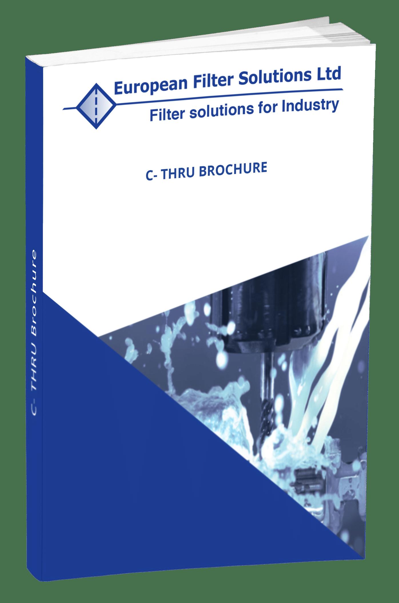 c thru separator brochure cover