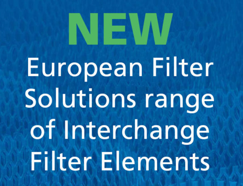New European Filter Solutions range of Interchange Filter Elements